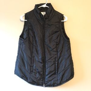 Motherhood Maternity Lightweight Puffer Vest